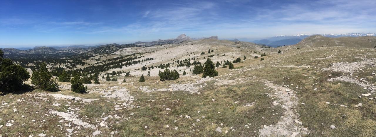 Trek 2017… avec le grand Plateau